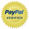 PayPal Verified Official PayPal Seal